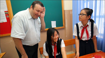 Giáo viên cho trường học